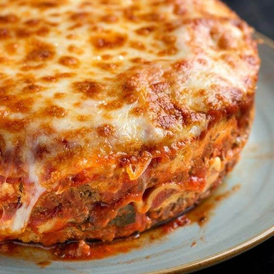 Delicious Easy Instant Pot Lasagna