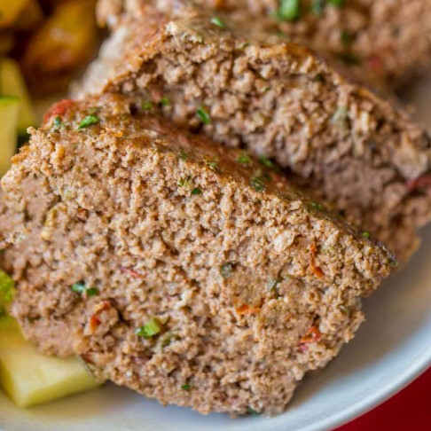 Easy Healthy Meatloaf Recipe