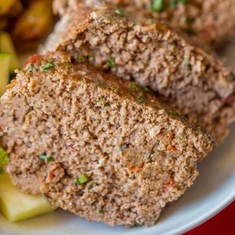 Easy Healthy Meatloaf Recipe