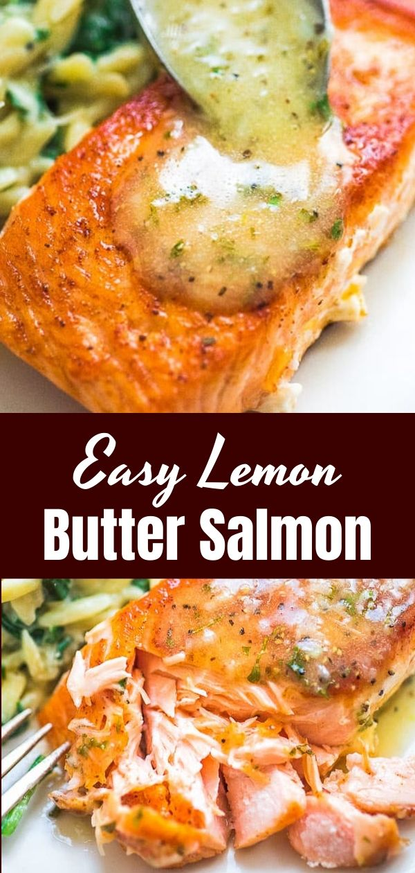 Easy Lemon Butter Salmon (1)