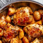 Honey Mustard Chicken & Potatoes Recipe