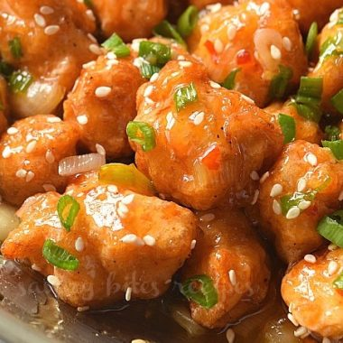 Make This Best Thai Sweet Chili Chicken