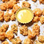 Oven Baked Popcorn Chicken 1