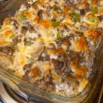 Philly Cheese Steak Casserole 1