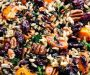Cranberry Pecan Sweet Potato Wild Rice Pilaf