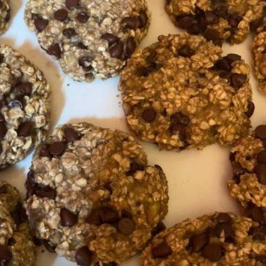 How to Make Appetizing Banana Oatmeal Breakfast Cookies 3-Ingredient