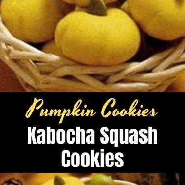 Kabocha Squash Cookies (1)
