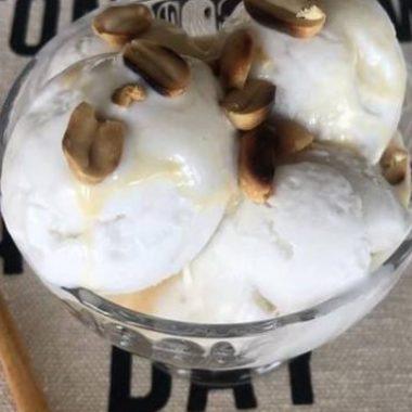 Easy Homemade Thai Coconut Ice Cream Recipe