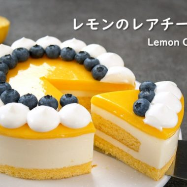 Yummy No-Bake Lemon Cheesecake