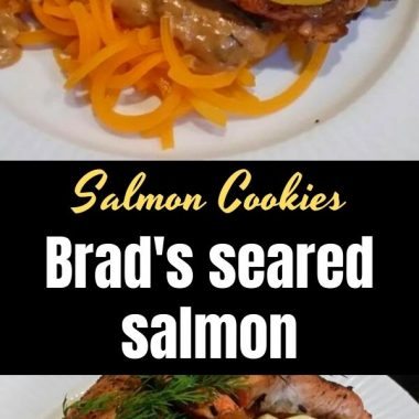 Brad's seared salmon (1)