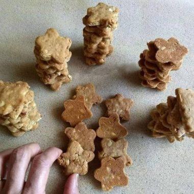Pumpkin seeds & dryfruits cookies (1)