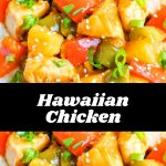 Hawaiian Chicken #chickenrecipe #chickenandrice #dinner