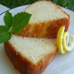 Easy 5 Flavor Pound Cake