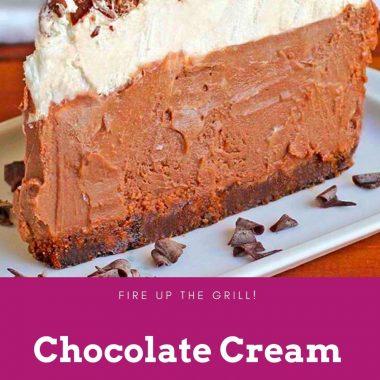 Chocolate Cream Pie Recipe #Chocolate #Cream #Pie #Recipe (1)
