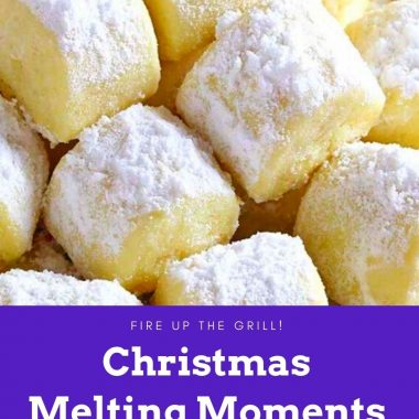 Christmas Melting Moments Butter Cookies #Christmas #Melting #Moments #Butter #Cookies (1)