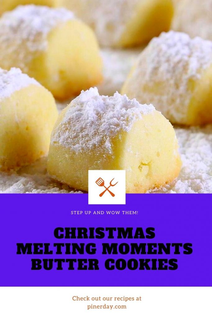 Christmas Melting Moments Butter Cookies #Christmas #Melting #Moments #Butter #Cookies (2)